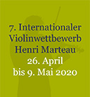 Henri Marteau International Violin Competition